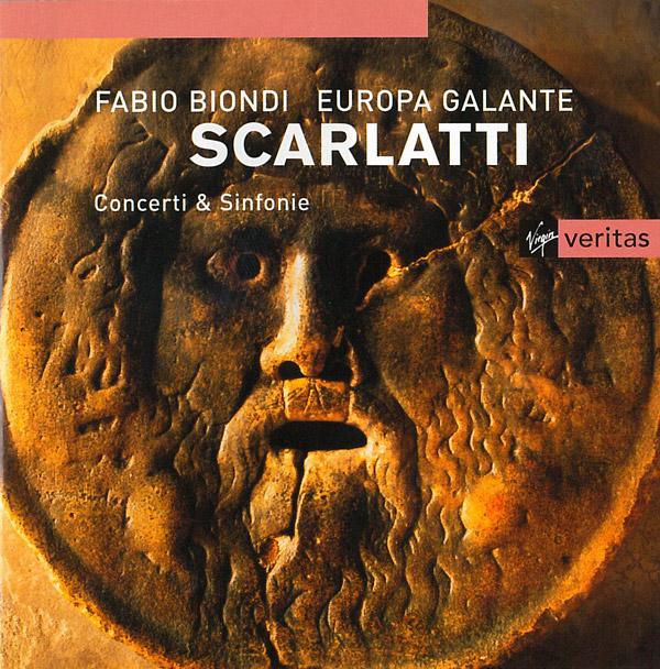 Scarlatti: Concerti & Sinfonie
